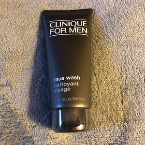 New Clinique For Men Face Wash Full Size